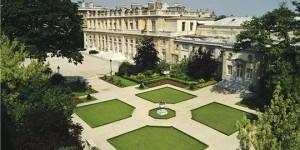 Jardin médiéval de Lassay-les-Châteaux